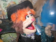 Chaos CBC Museum Puppet 2