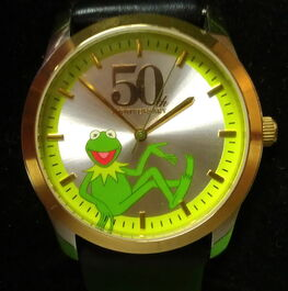 Fossil 50th anniversary kermit watch limited edition 3