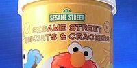 Sesame Street Biscuits & Crackers