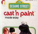 Cast 'n Paint kits