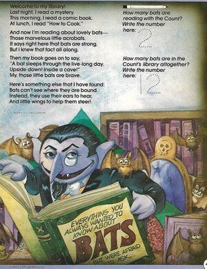 Countslibrary-poem