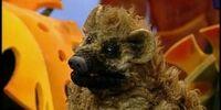 Lazlo the Hyena