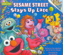 Sesame Street Stays Up Late (book)