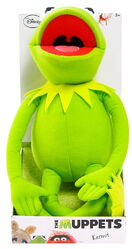 Just play 2012 medium plush kermit