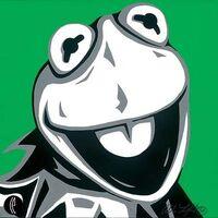 Kermit Allison Lefcort 14x14