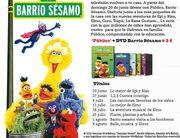 Publico promocion coleccion dvd barrio sesamo serie