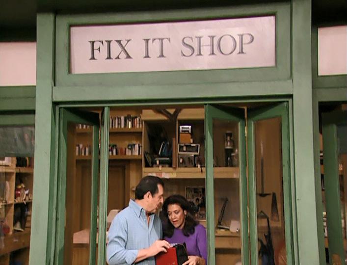 The Fix It Shop Muppet Wiki Fandom Powered By Wikia