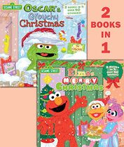 Elmo's Merry Christmas - Oscar's Grouchy Christmas