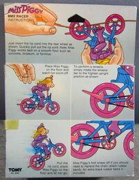 Tomy 1983 piggy bmx racer 3