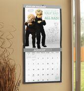Muppets 2017 calendar 6