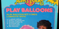 Muppet Babies Play Balloons