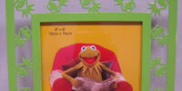 Muppet picture frames (Moller)