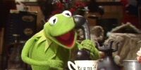 Was Kermit named after a childhood friend of Jim Henson?