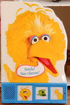 Big Bird: Smile! Say Cheese!