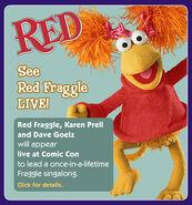 Red-comiccon