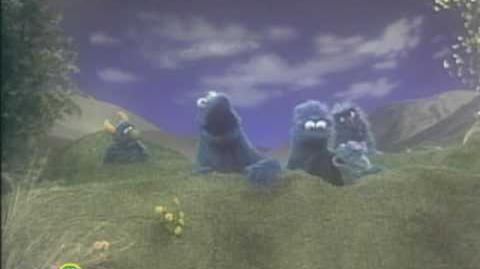 Sesame Street Me Gotta Be Blue