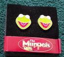 Muppet cufflinks