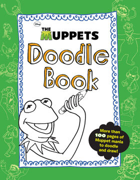The-muppets-doodle-book