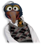 Gonzo PNG
