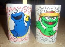 Peter pan 1989 cookie oscar cups