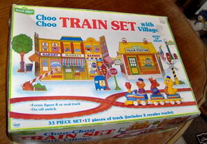 Choochootrainset
