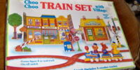 Choo Choo Train Set