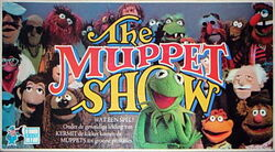 Dutch muppet show game clipper 2
