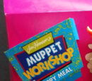 Muppet Workshop Happy Meal toys
