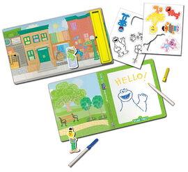 Sesame street design 'n' doodle 2