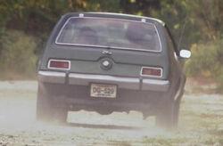 KSY Mary's car