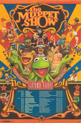 MuppetsWorldTour