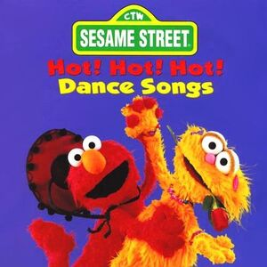 Hot! Hot! Hot! Dance Songs (CD)