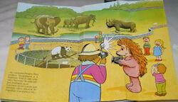 Espinete en el zoo 2