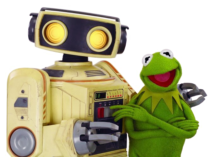 Image result for the muppets robot