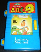 Big bird's learning machine 1