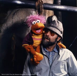 Jerry nelson and gobo