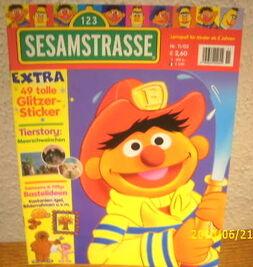 Sesamstrasse magazine 11-2003