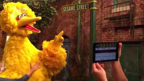 Sesame Street Mannequin Challenge