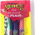 Muppet pens (Flair)