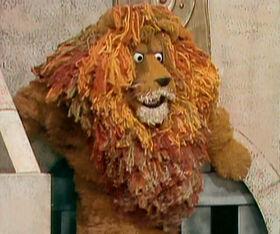 Sundance Muppet Show lion