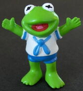 Applause 1985 baby kermit