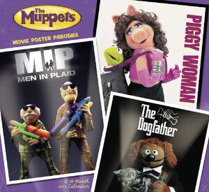 Calendar.muppets2012
