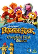 FraggleRockSeason1LionsgateDVDCover