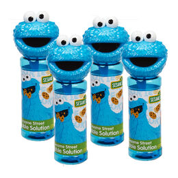 Little kids inc 2016 bubbles cookie monster