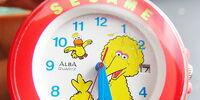 Sesame Street watches (Alba)