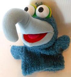 Eden toys 1996 gonzo puppet