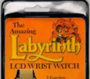 The Amazing Labyrinth LCD Wrist Watch