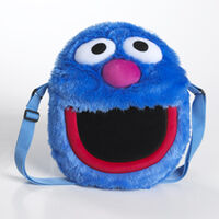 Sesame Street messenger bags (American Greetings)