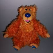 Bear in the big blue house - fisher price - sniffin around talking bear