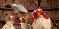 The Swedish Chef Filmography
